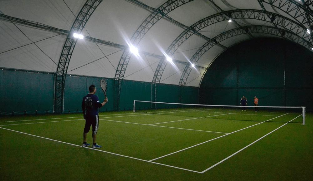 Teren de tenis - Club Argman