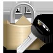 blocare și cheie